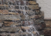 Traditions Bank Waterfall